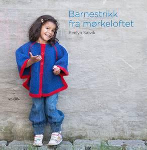 Bilde av BOK: Barnestrikk fra